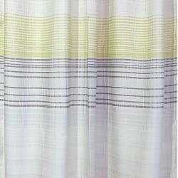 Перде BLOOM плътно сиво и зелено 145/250