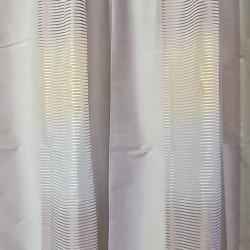 Перде BLOOM полуплътно крем сиво жълто 145/250