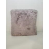 Декоративна възглавница SUEDE SUPER SOFT 45 х 45 см светло сива