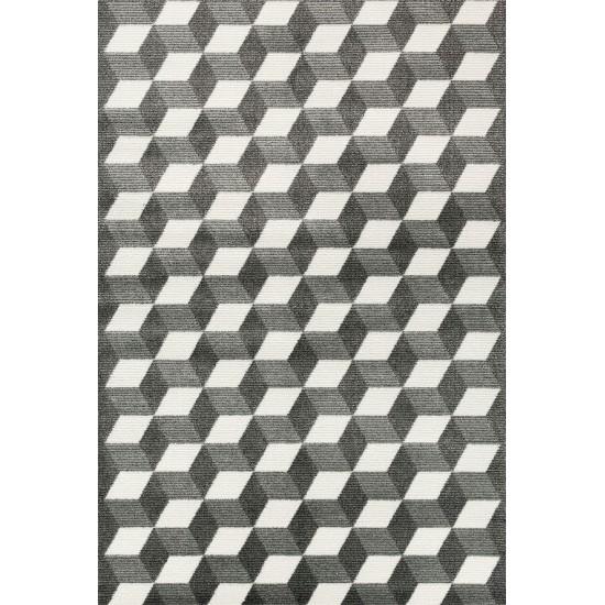 Kилим Perla 22-24-940 вълна, модерен стил Килими