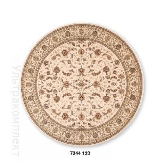 Kилим вълна DIAMOND 72-44-123 класически дизайн Килими