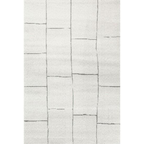 Kилим  Perla 22-22-110 вълна, модерен  стил Килими